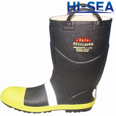 GA 6-2004 Approved Firefighter Boots
