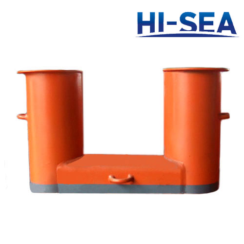 GB T554-96 Type C Simple Bollard