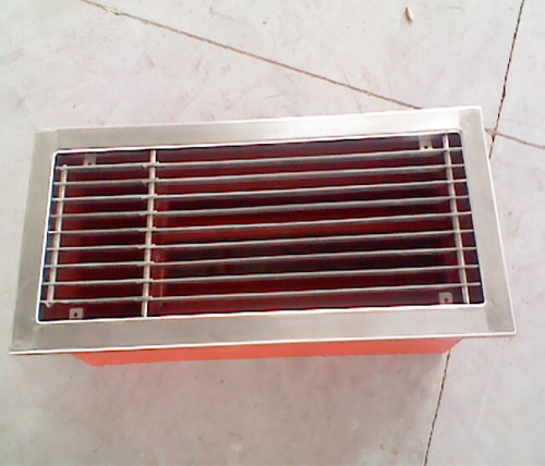 Grille Fire Damper Supplier China Marine Fire Damper