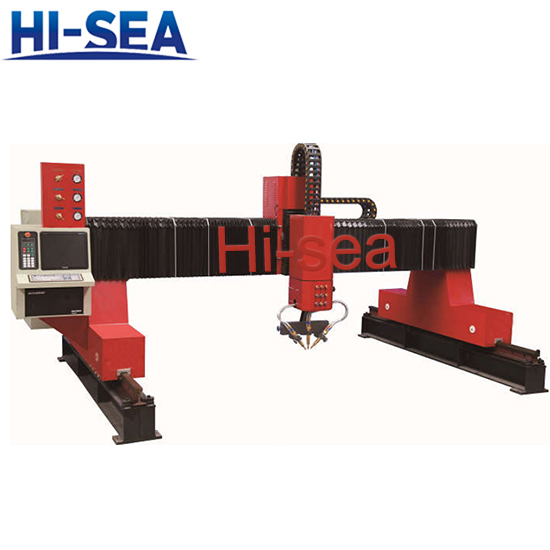 H Series CNC Flame Bevel Cutting Machine