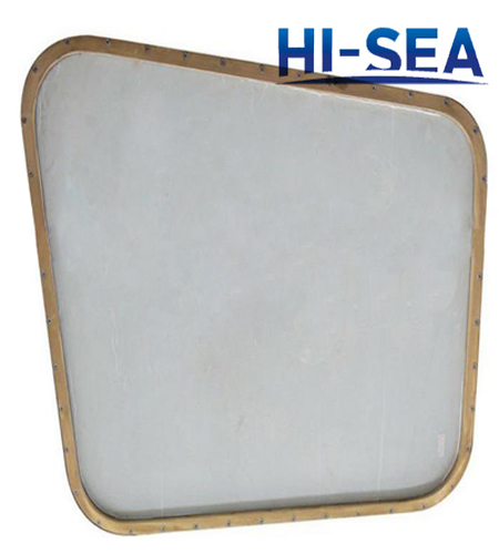 H120 Fireproof Marine Window