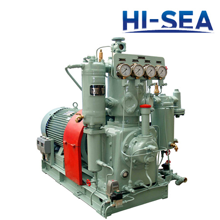 HC-65A Marine Water-cooled Air Compressor