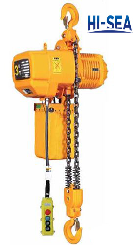 HHBB Type Electric Chain Hoist