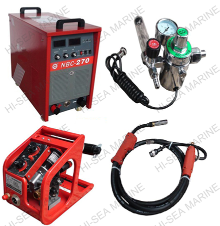 Inverter CO2 Gas Shielded Welder