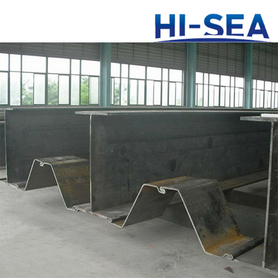HZ Type Steel Sheet Pile