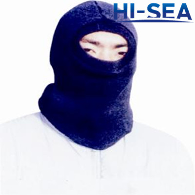 Half-face Shield Flame Retardant Hood