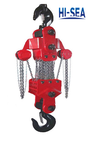 Heavy Duty HSZ Type Chain Block