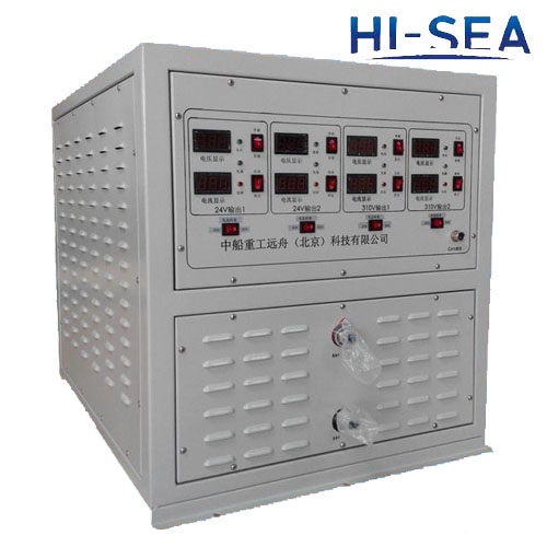 High Current Marine Automatic Charger
