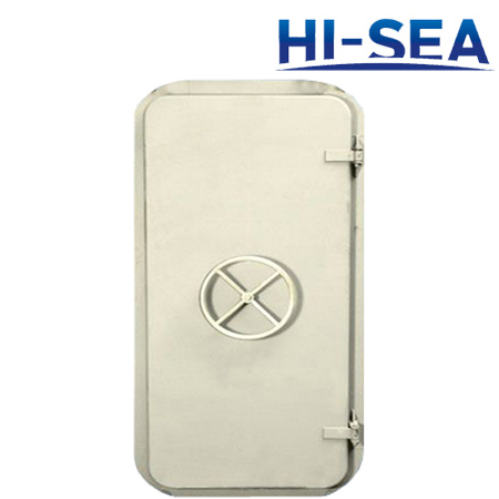 High-Pressure-Resistant Watertight Door