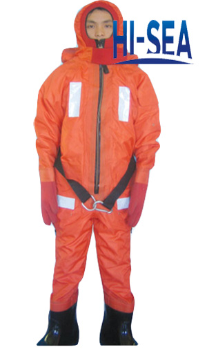 High Quality Immersion Suit For Life Saving