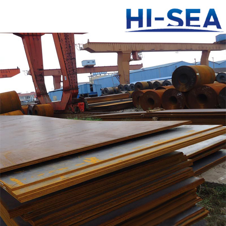 High Strength Shipbuilding Steel Plate