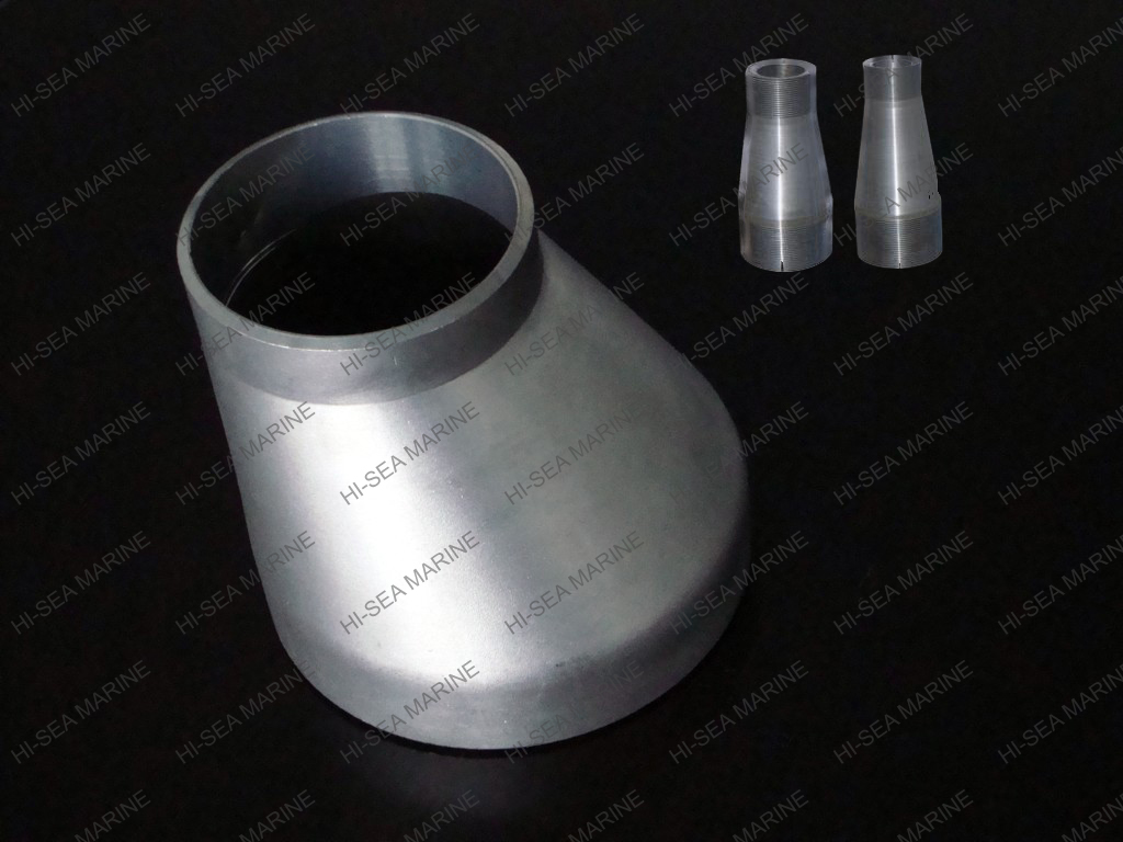 Carbon steel high pressure pipe reducer