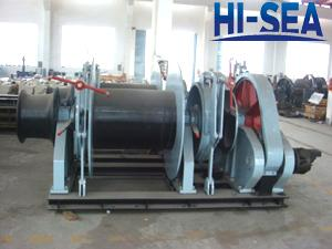 Hy-combined Windlass Mooring Winch
