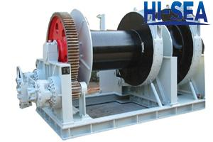 Hydraulic Combined Windlass Mooring Winch