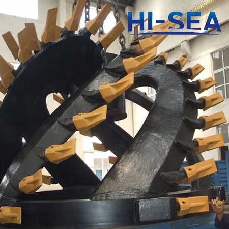 Hydraulic Dredge Cutter Head