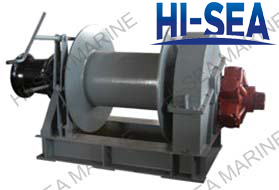 Hydraulic Single Mooring Winch