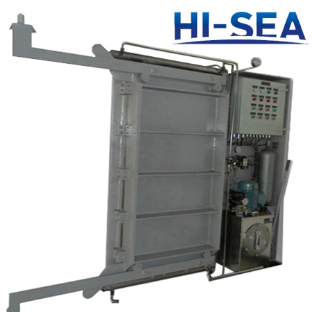Hydraulic Watertight Sliding Door