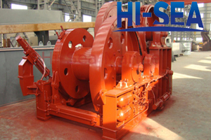 Hydraulic Waterfall Mooring Winches