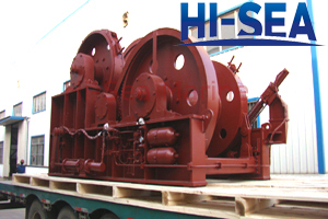 Hydraulic Waterfall Winches