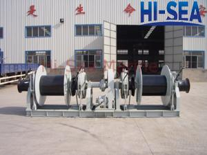 Hydraulic Windlass Winch