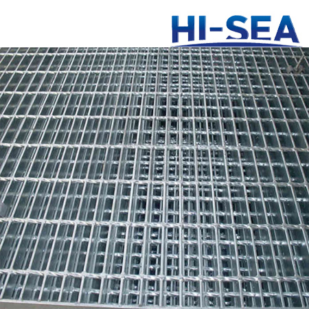 I-bar Type Marine Steel Grating