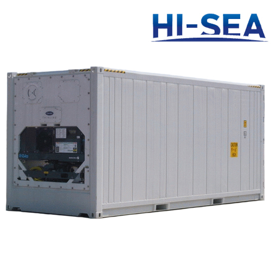 ISO Standard Reefer Container