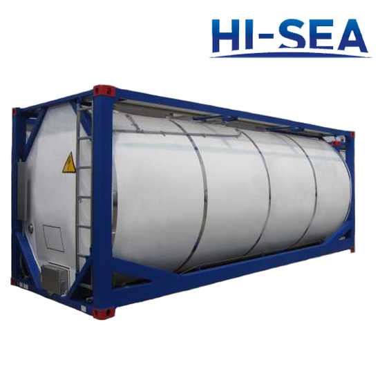 ISO Fuel Tank Container