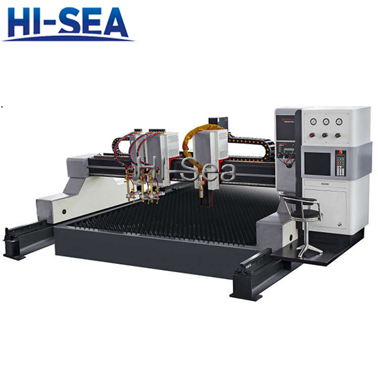 IV Series CNC Gantry Style Cutting Machine