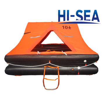 Inflatable Life Raft For 10 Persons