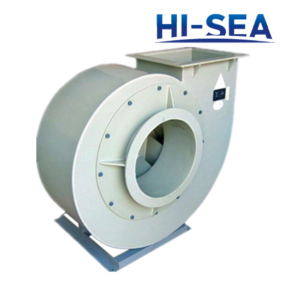 JCL(CLQ) Marine Centrifugal Fan