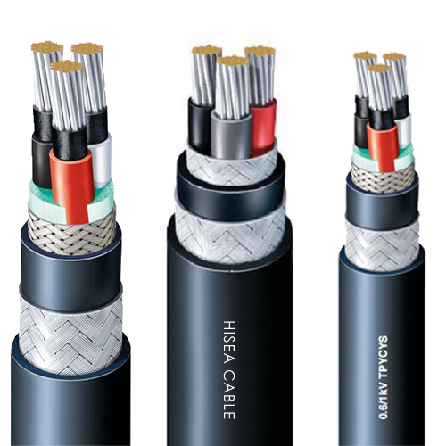 JISC 3410 LV Collective Screen Power Cable