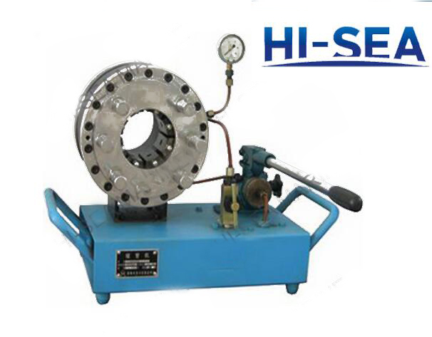 JKS200 Manual hose crimping machine