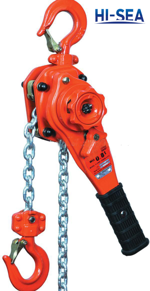 Japan-made KITO Lever Chain Block Supplier, China Manual Chain