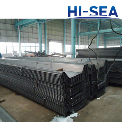 L/S Type Steel Sheet Pile