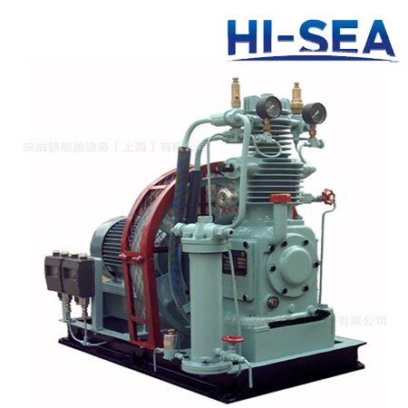 LSHC Series Marine Air-cooled Air Compressor