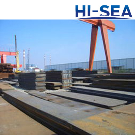 Lamellar Tearing Resistance Steel Plate for Ship Uses