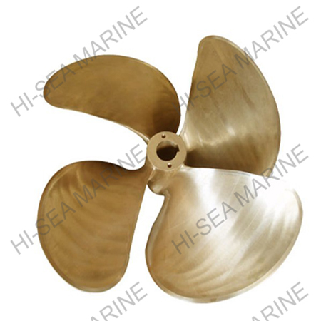Four-blade Large Disk Ratio Propeller