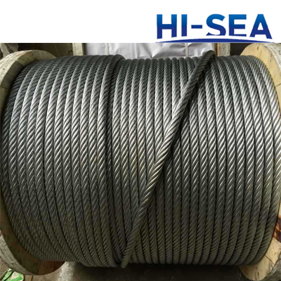 Large Diameter Steel Wire Rope 8��61