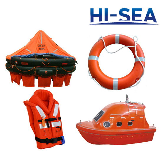 Lifesaving Equipment
