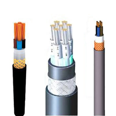 MGCH-F fire resistant marine power cables