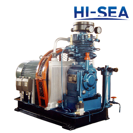 MSHC Series Marine Air-cooled Air Compressor