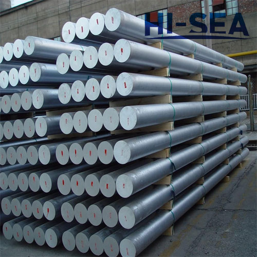 Extruded Magnesium Anode Rod