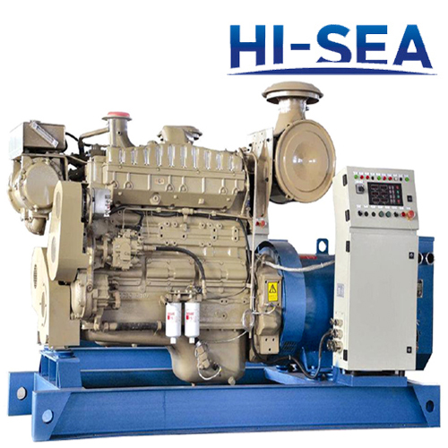 Marine 150KW Cummins Power Generator Set