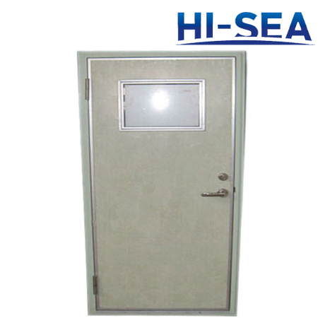 Marine Acoustical Door