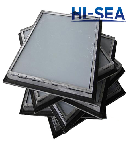 Marine Aluminum Alloy Soundproof Window