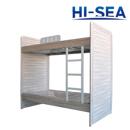Marine Aluminum Double Bed