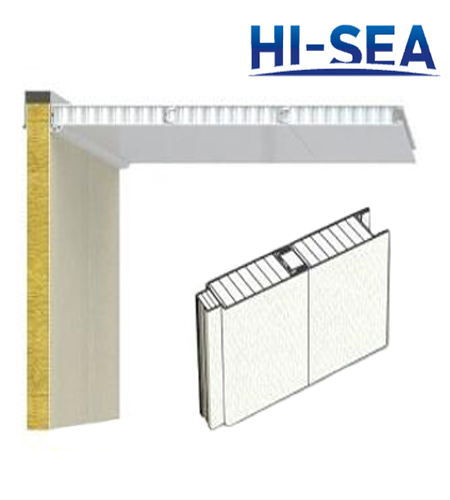 Marine Aluminum Sheet Composite Honeycomb Ceiling