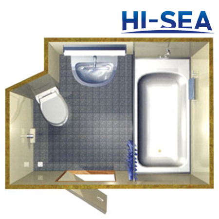 Marine Bathroom Unit