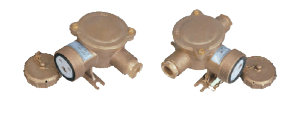 Marine Brass Plug and Socket