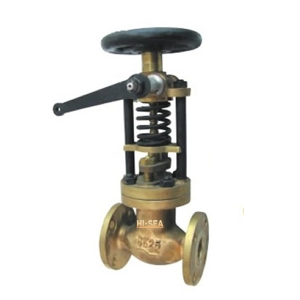 Marine Bronze Emergency Shut-Off Valve JIS F7399 5K